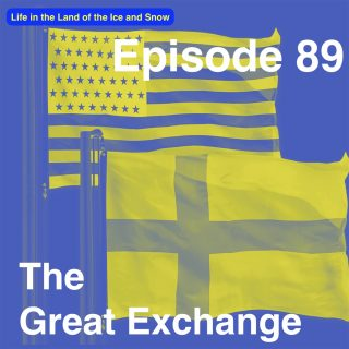 Episode 89 - The Great Exchange
